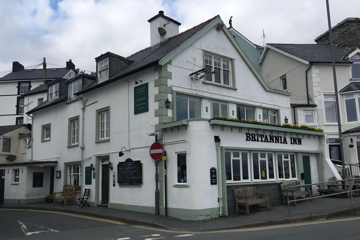 Britannia Inn, Aberdovey