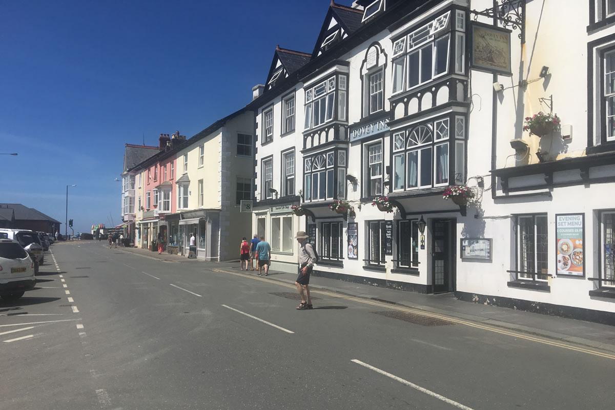 Dovey Inn, Aberdovey
