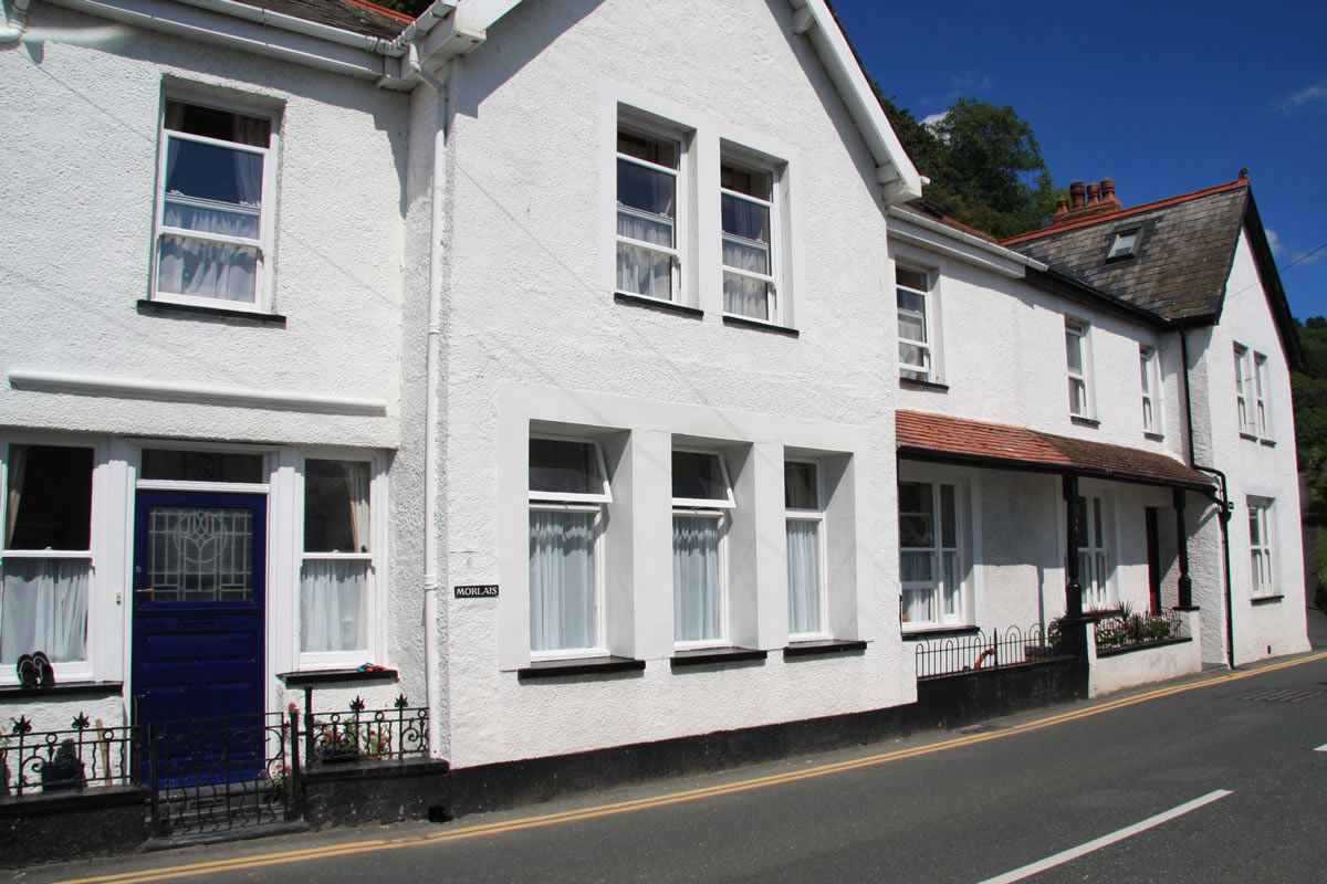 Holiday cottage in Aberdovey, Mid Wales